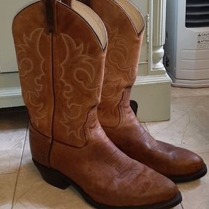 Canadian West Boots made in canada